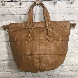 NEW H&M drawstring satchel purse